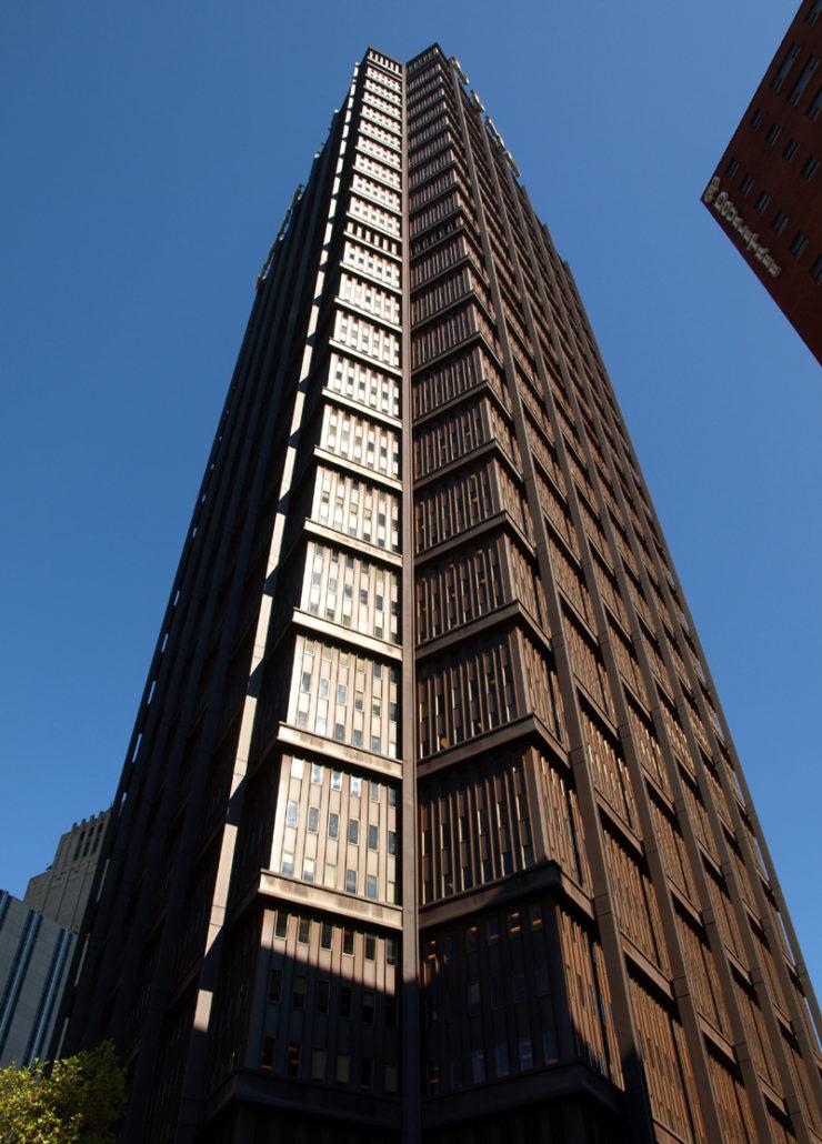 Tòa nhà thép
