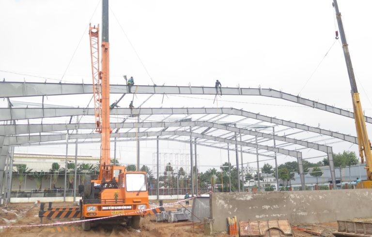 Dự án nhà máy ASSEMS Korea Đồng Nai