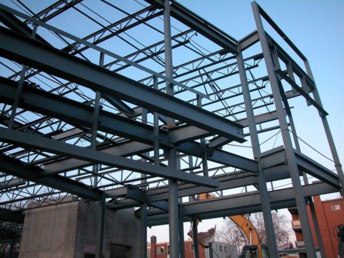 xây nhà cao tầng kết cấu thép chất lượng