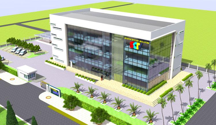Tòa nhà Truyền thông và Viễn thông