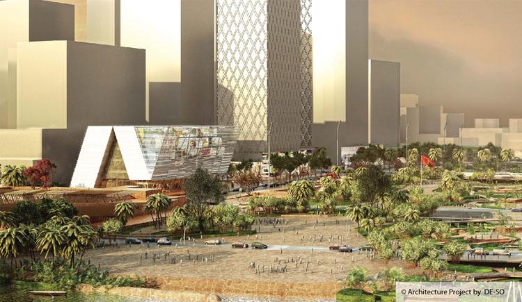 Dự án Trung tâm Triển lãm Quy hoạch
