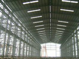 Dự án nhà xưởng đóng tàu VINASHIN Cà Mau