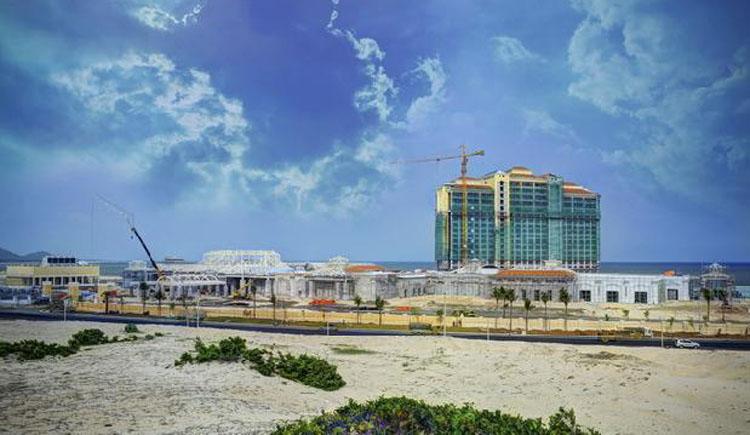 Dự án khu nghỉ dưỡng phức hợp Hồ Tràm Strip