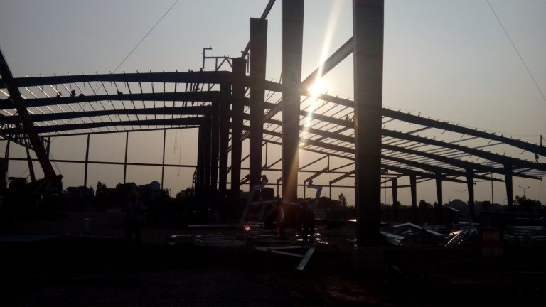 Dự án nhà máy LEONG HUP FEED MILL