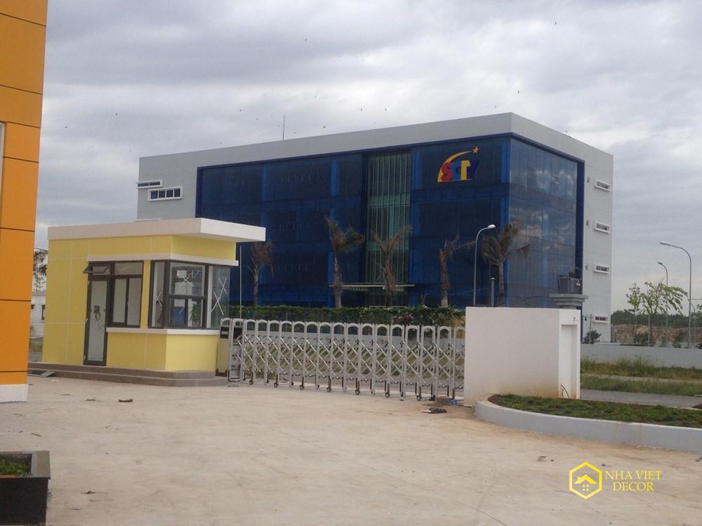 Tòa nhà SCTV Truyền thông và Viễn thông